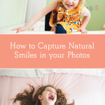 How to capture natural smiles in your photos