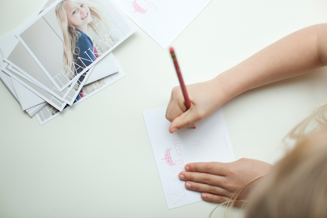 Teach Kids to Write Thank You Cards in 3 Steps