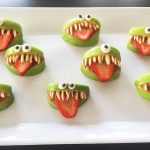 How to Make Apple Monsters