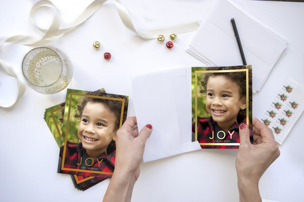 Pinhole Press New Foil Holiday Cards