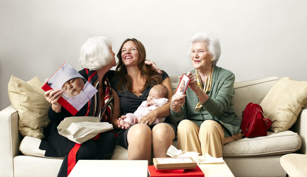 Great Personalized Gifts for Grandparents