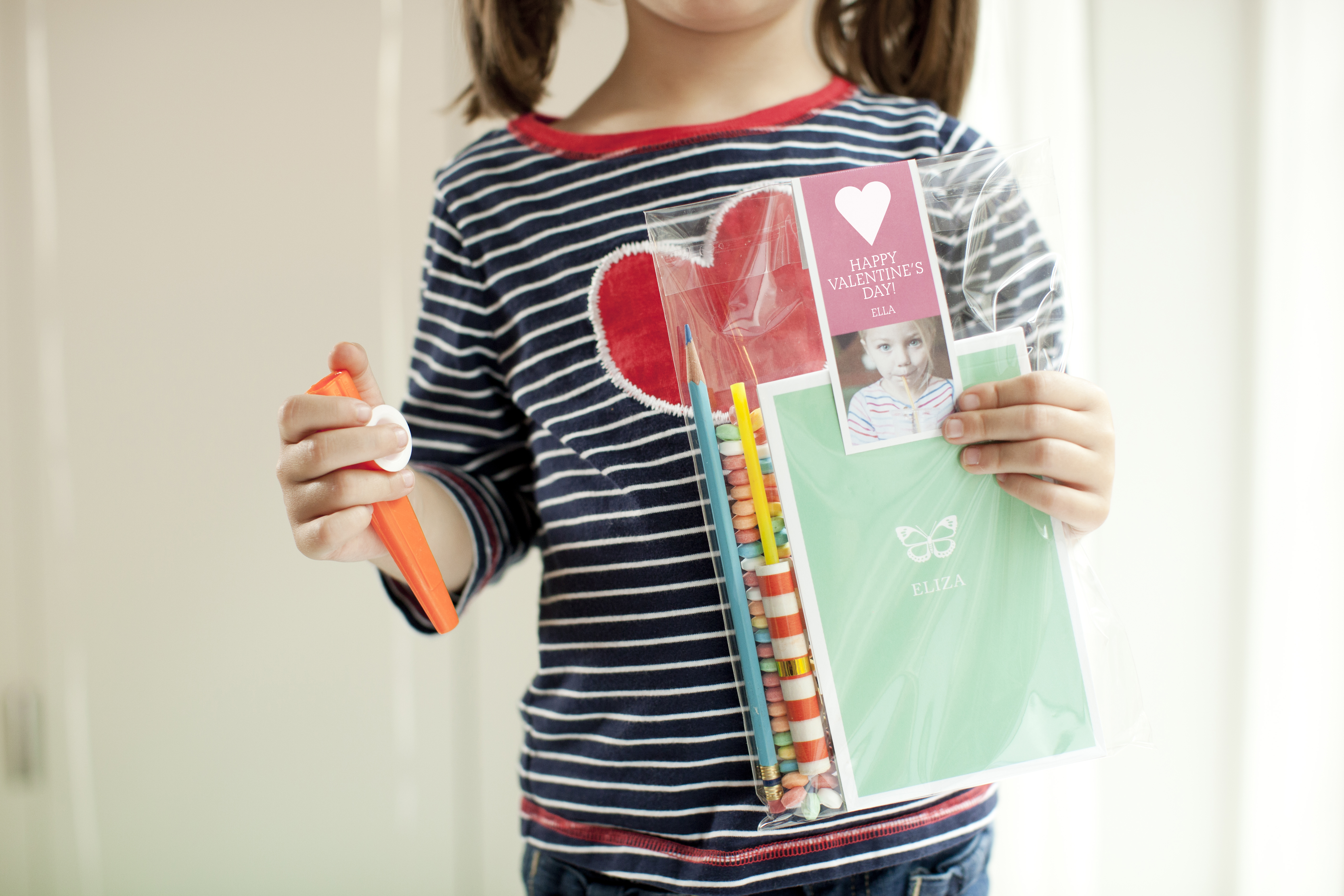 Pinhole Press Goodie Bag and Custom Photo Label