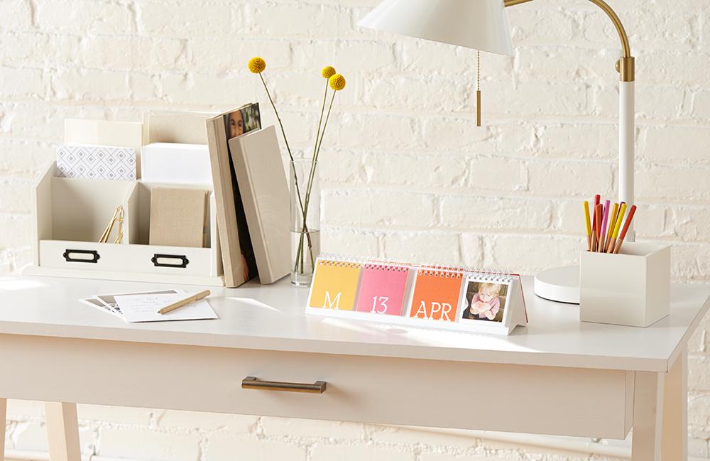 Pinhole Press 2018-19 Photo Desk Calendar for Mother's Day