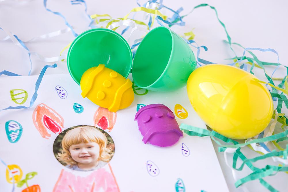 3 Sugar-Free Easter Egg Hunt Ideas - DIY Easter Crayons