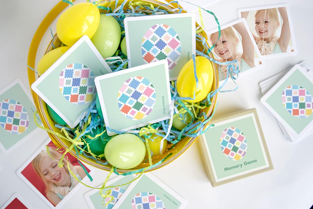 3 Sugar-Free Easter Egg Hunt Ideas - Easter Egg Memory Game
