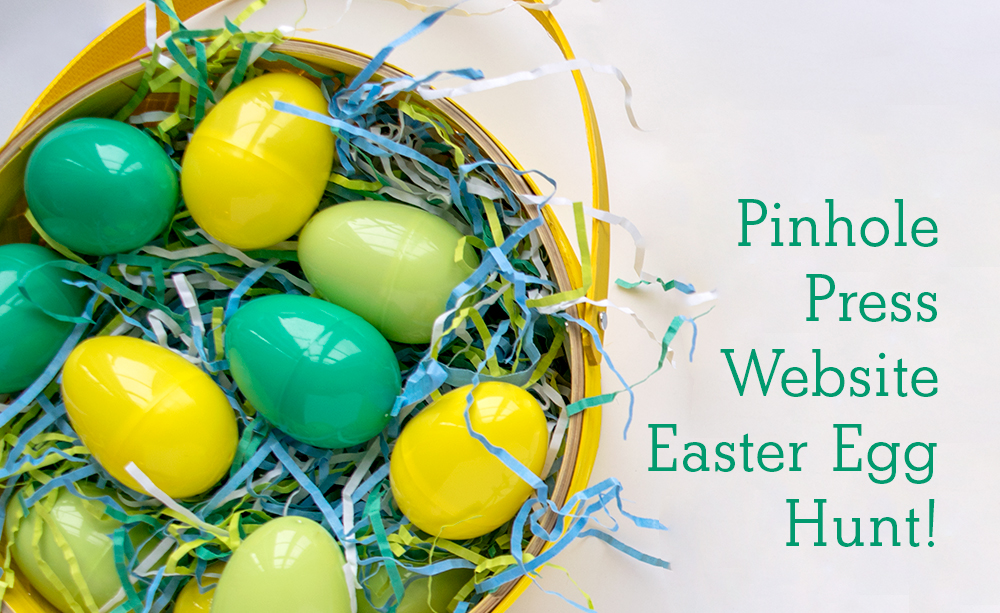Join us for a website easter egg hunt - every winner gets a prize!