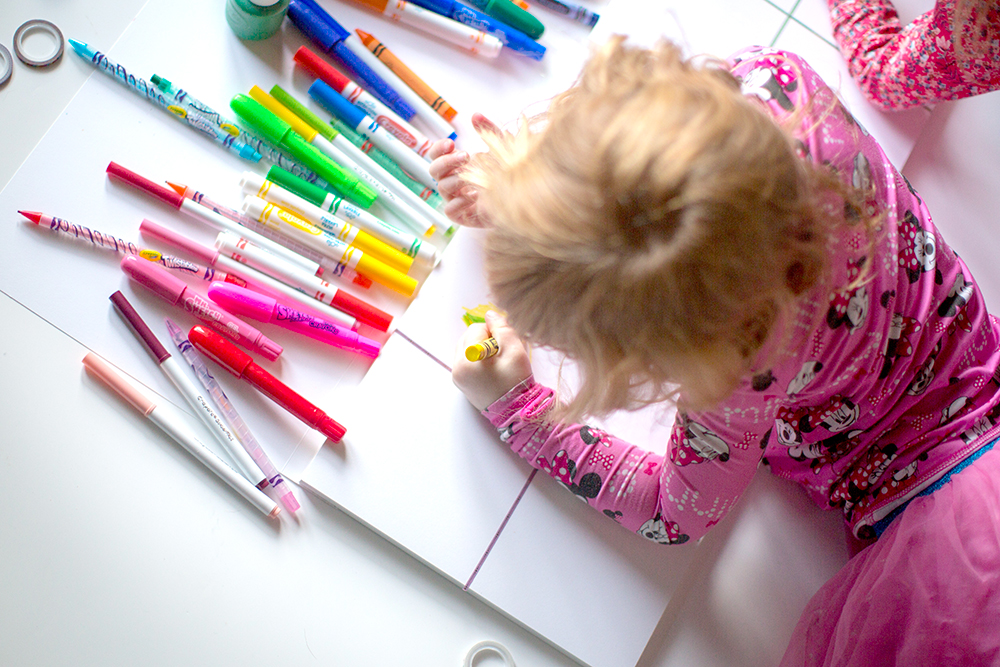 Best Coloring Utensils for Kids: Crayons