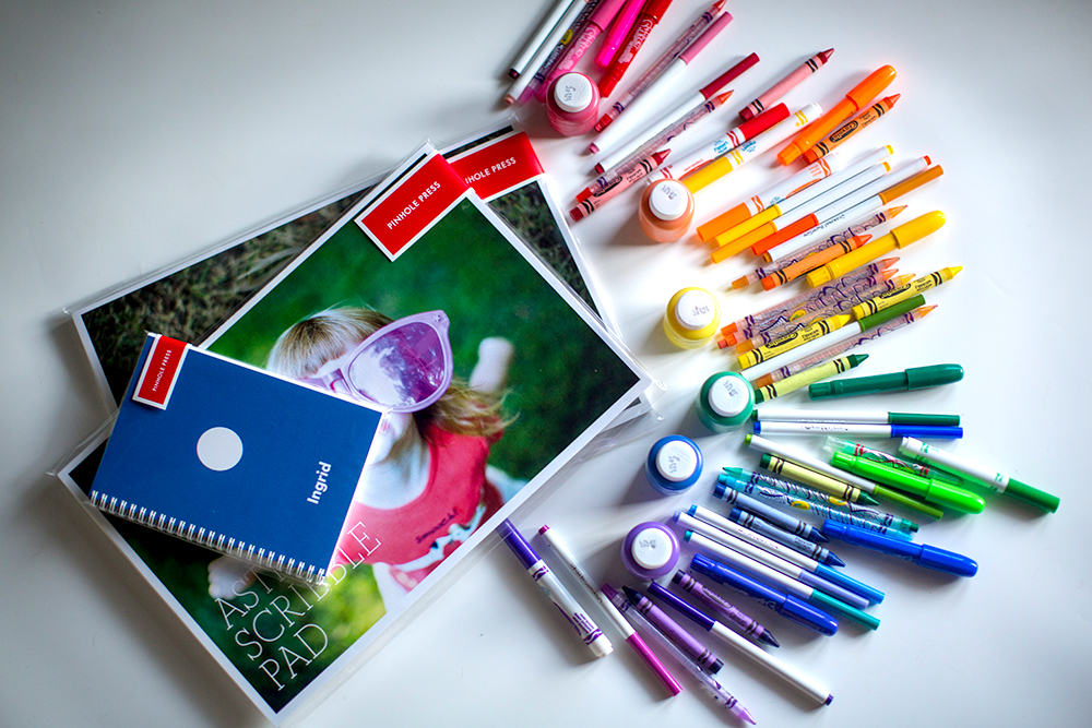 Photo Gifts to use with your Coloring Utensils!