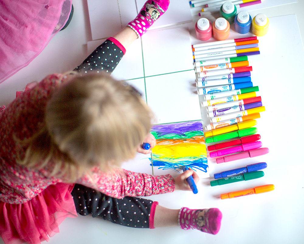 Best Coloring Utensils for Kids