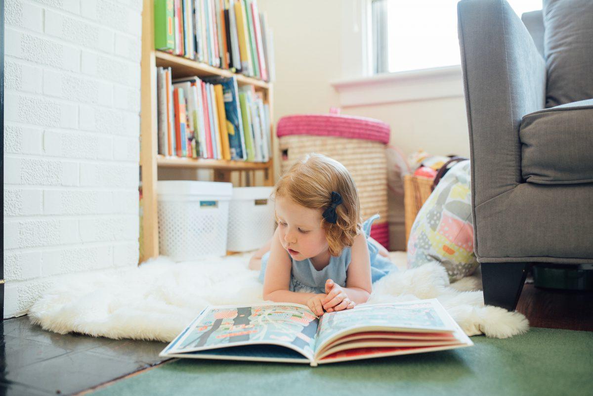 Pinhole Press' Book Corner with Book Bloom