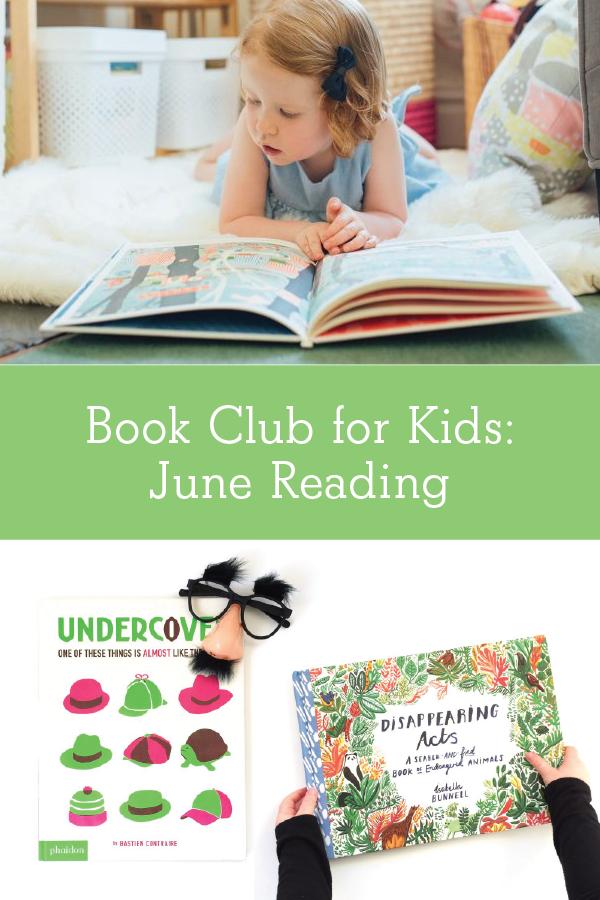 Reading Corner: June Book Picks for Kids