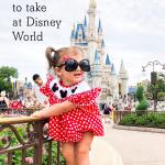 Top 10 Photos to Take at Disney World