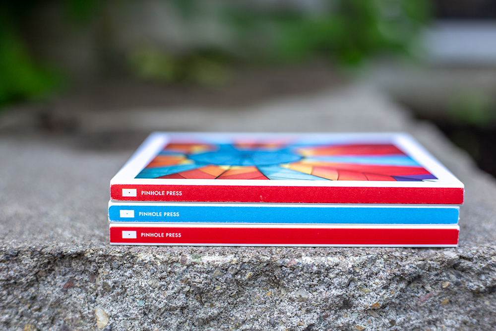 Petite Layflat Photo Books by Pinhole Press