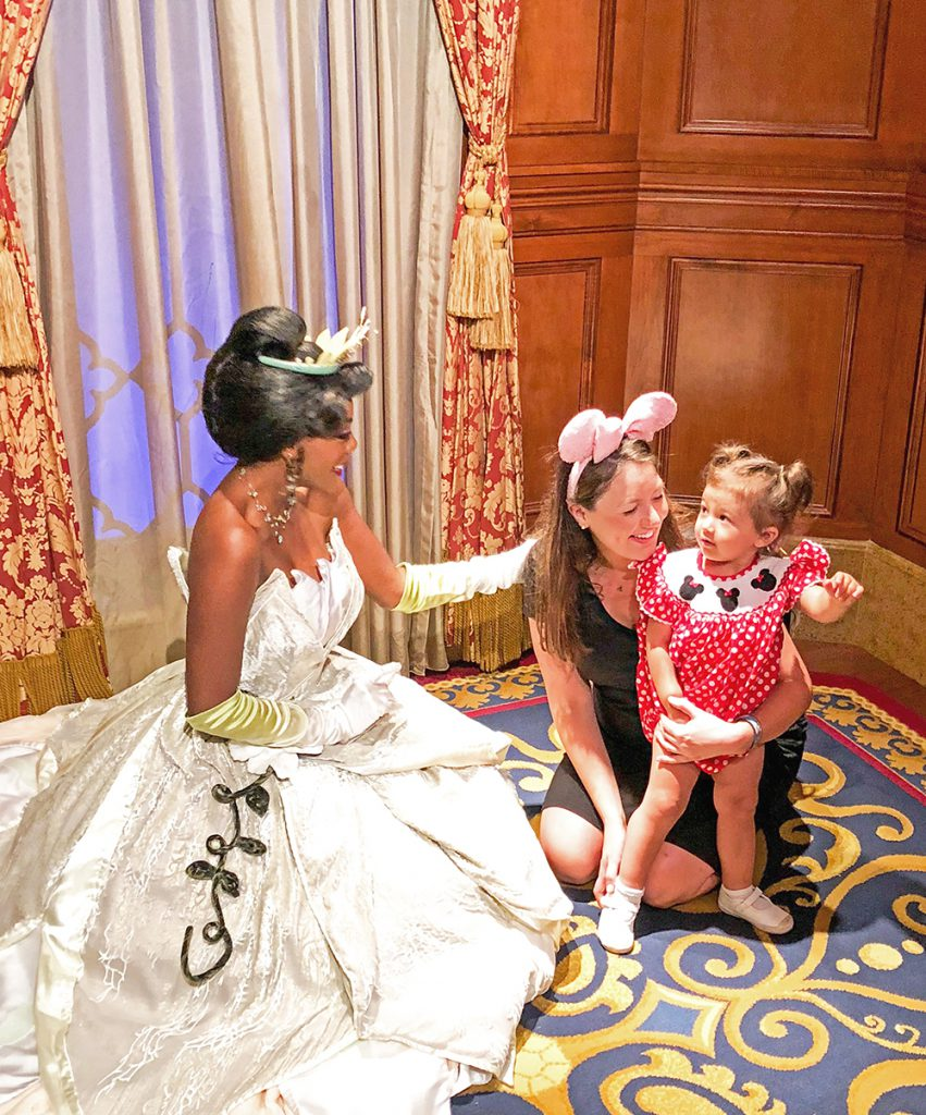 How to have a Magical Day At Disney - Meet the Pricesses