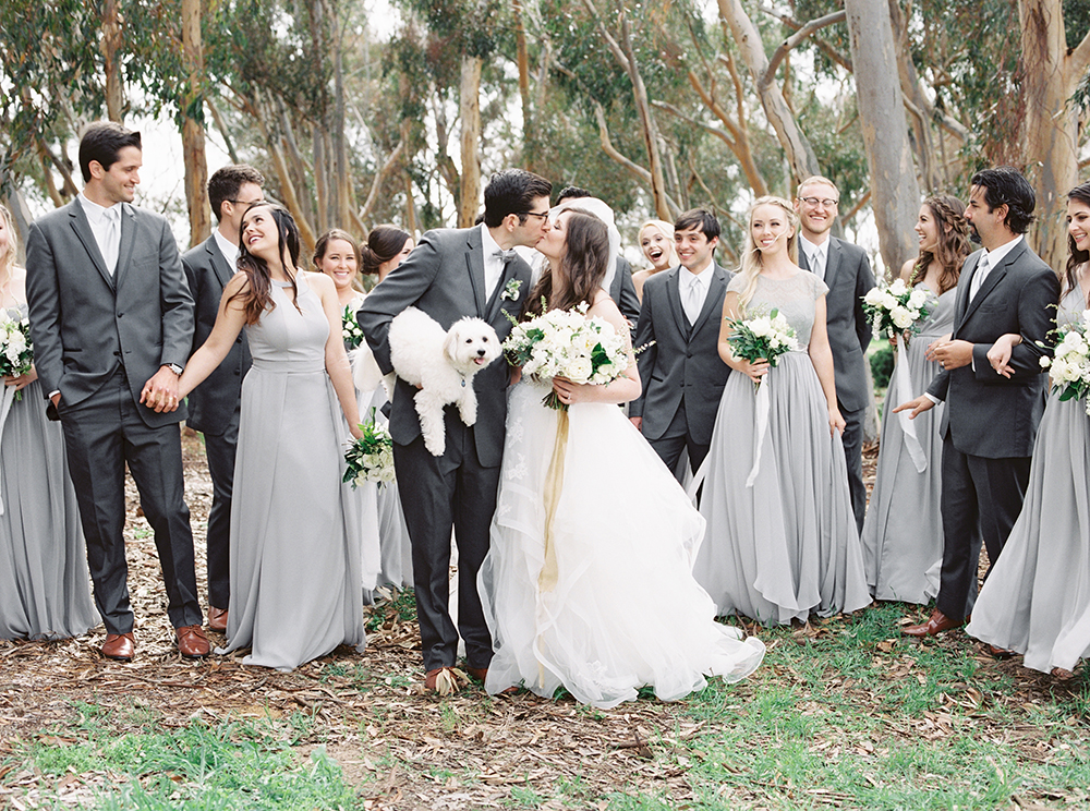 The must have photos on your wedding day: Bridal Party