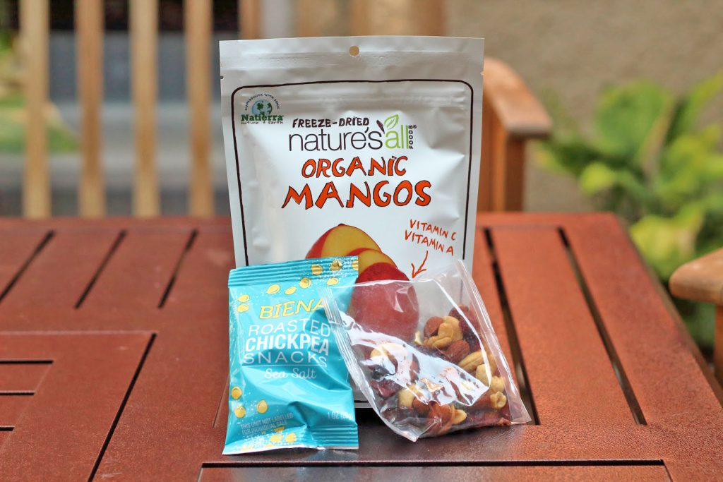 Healthy snacks for kids organic mangos