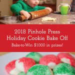 2018 Holiday Cookie Bake Off