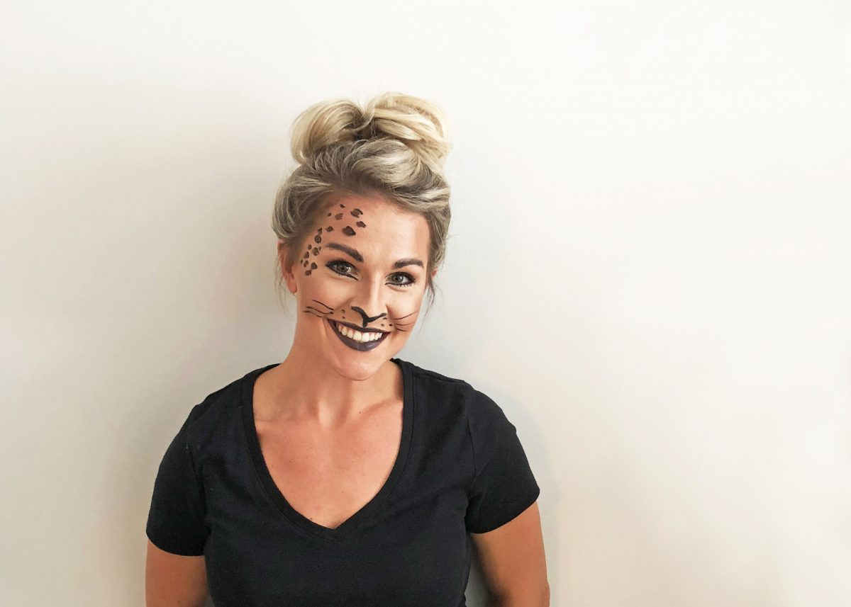 DIY Makeup Halloween Costumes for Mom