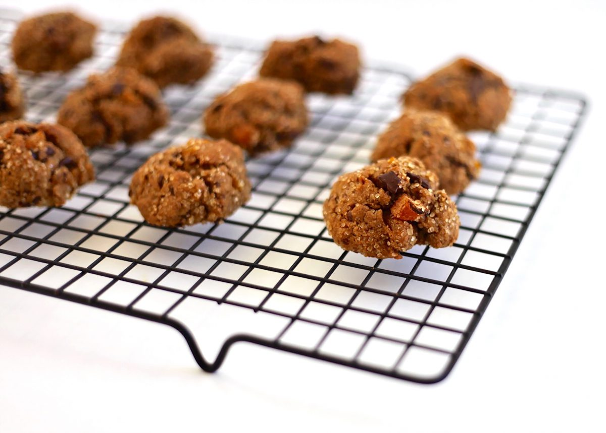 Holiday Ginger Cookies Recipe