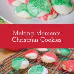Melting Moments Christmas Cookie Recipe