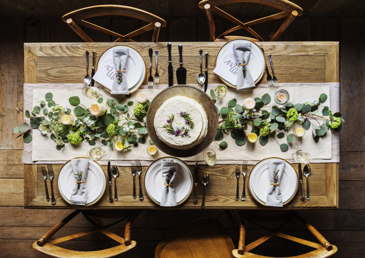 Quick and Easy Fall Tablescape Ideas