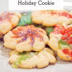 Holiday Spritz Cookie Press