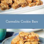 Carmelita Cookie Bars For Holidays