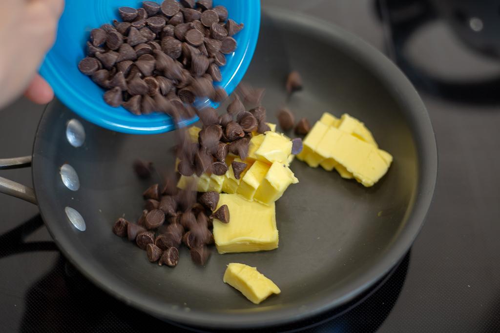 Melting Choc Chips