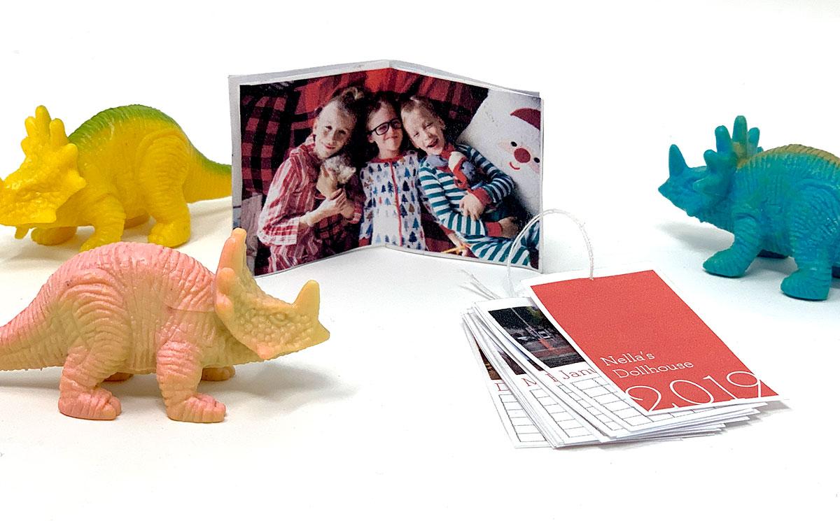 DIY Dollhouse Photo Gifts