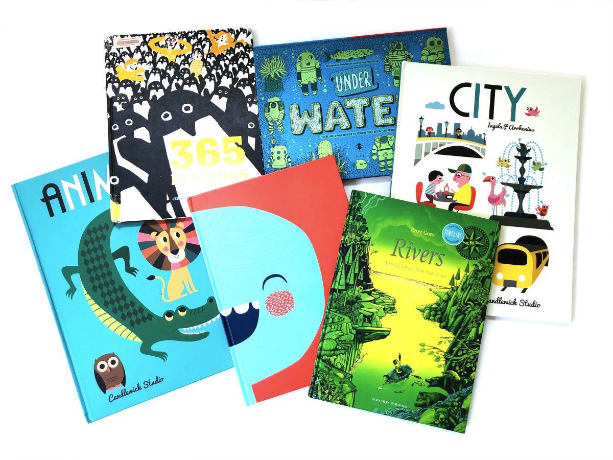 Best Oversized Books for Kids