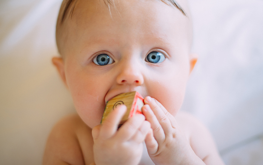 Things to Know About Teething Rash