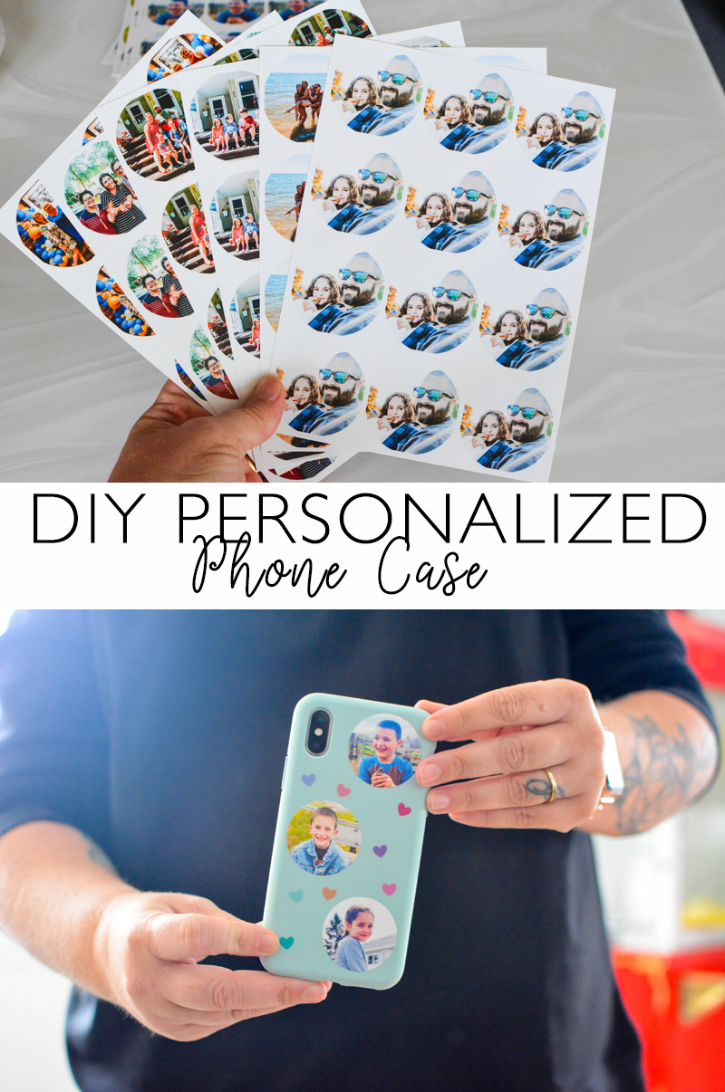 DIY Personalized Phone Case