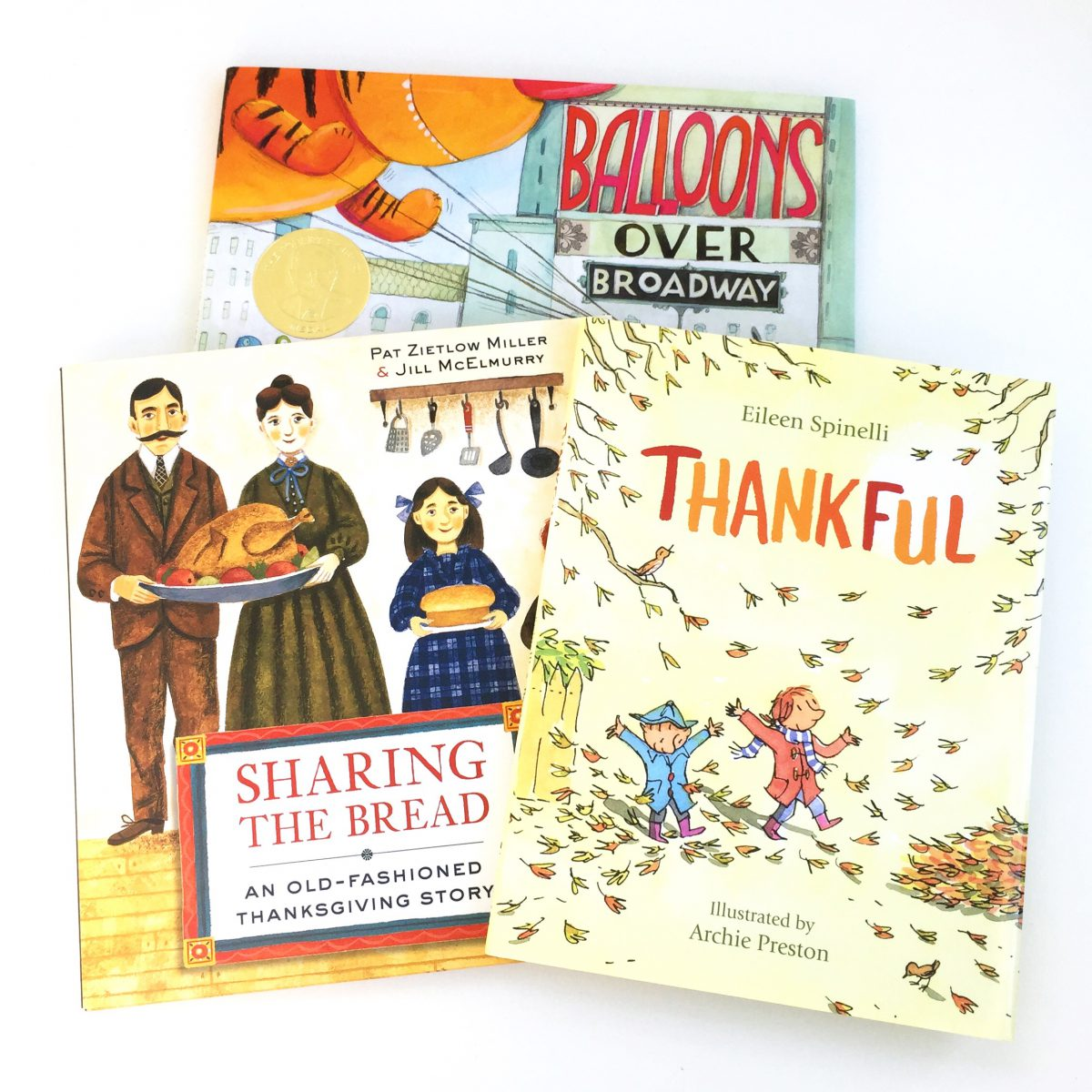 Fall into Autumn with these 12 Picture Books