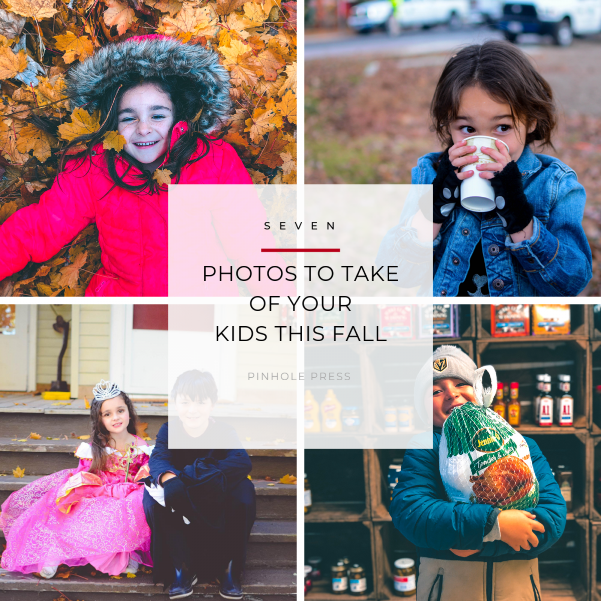 7 Photos to Take of Your Kids This Fall