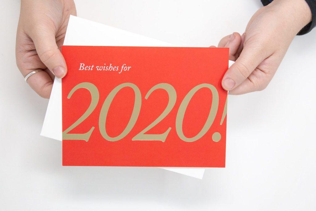 Pinhole Press Foil Pressed Photo Cards